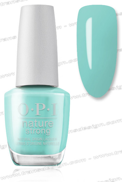 OPI Nature Strong - Cactus What You Preach