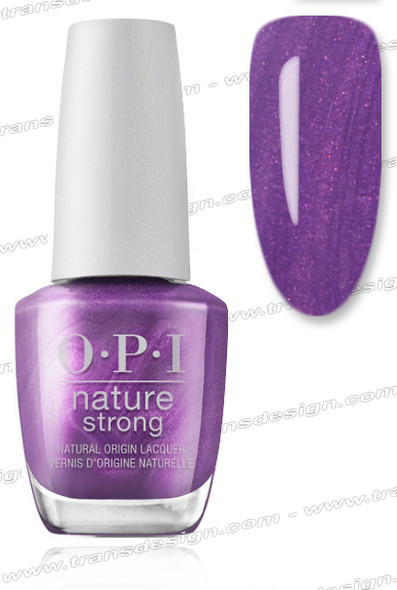 OPI Nature Strong - Achieve Grapeness