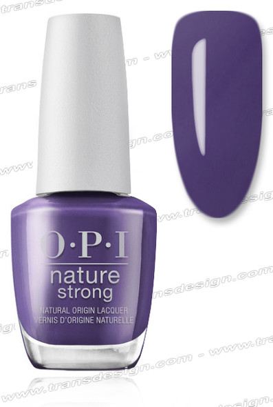 OPI Nature Strong - A Great Fig World