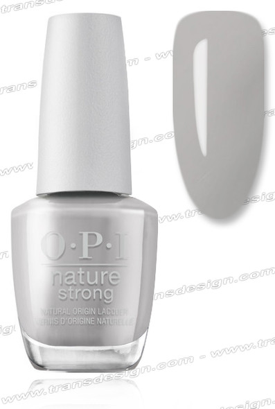OPI Nature Strong - Dawn Of A New Gray