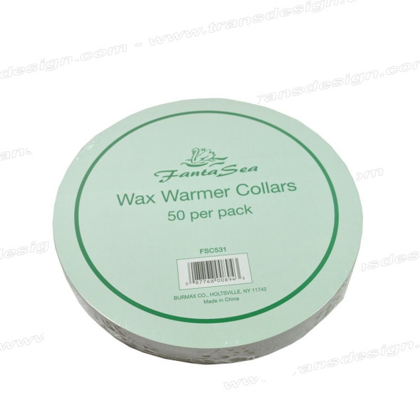 FANTASEA Wax Warmer Collars 50/Pack