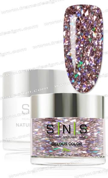 SNS Gelous Dip Powder - OMBRE #GL 05