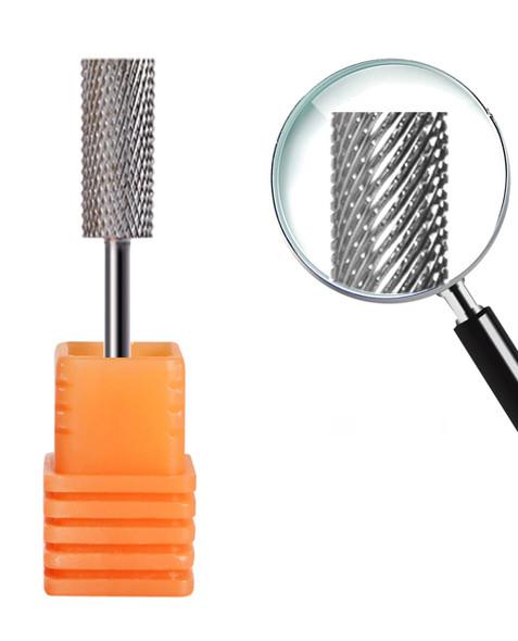 """Small Barrel Carbide Drill Bit, Chamfer, 3/32"""" Size"""