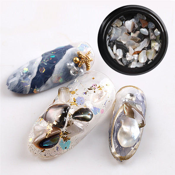 SEA SHELL Pearl Assorted