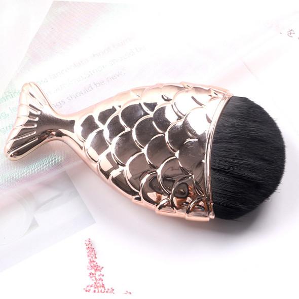 DUSTER Soft Brush, Ross Gold/Black