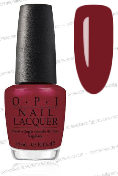 OPI Nail Lacquer - Color To Diner For