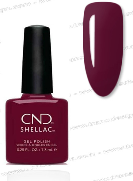 CND SHELLAC Signature Lipstick 0.25oz. #390