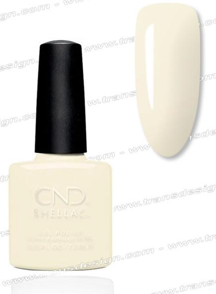 CND SHELLAC White Button Down 0.25oz. #392