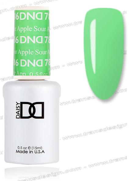 DND Gel - Sour Apple