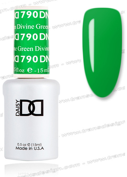 DND Gel - Divine Green