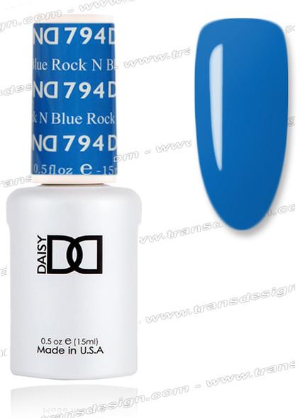 DND Gel - Rock N Blue