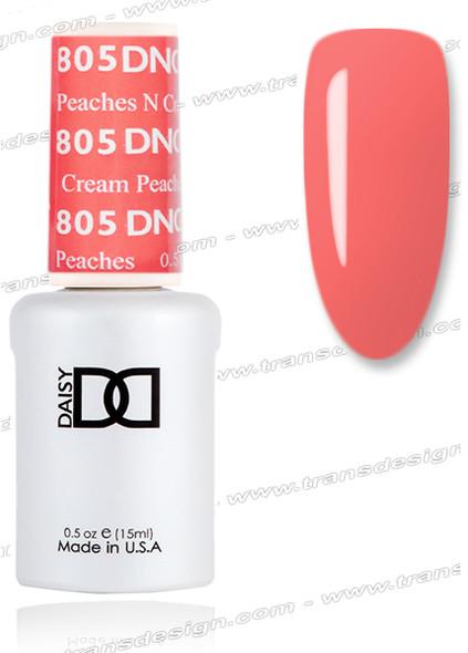 DND Gel - Peaches N Cream