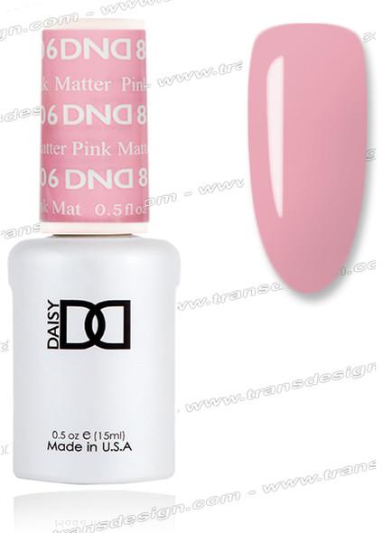 DND Gel - Pink Matter