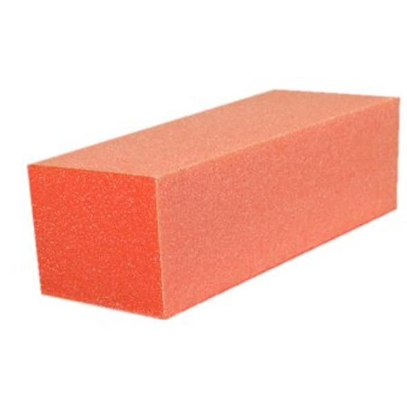 CRE8TION Orange Buffer 80/80 White Grit 3-Way