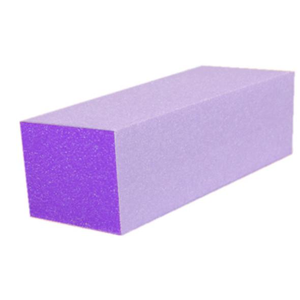 CRE8TION Purple Buffer 60/100 White Grit 3-Way