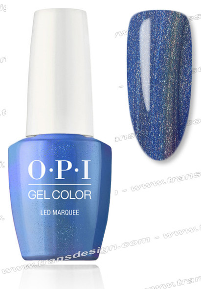 OPI GelColor - LED Marquee 0.5oz.