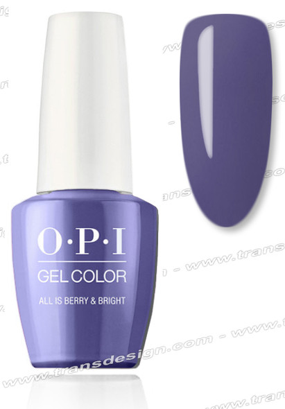 OPI GelColor - All is Berry & Bright 0.5oz.