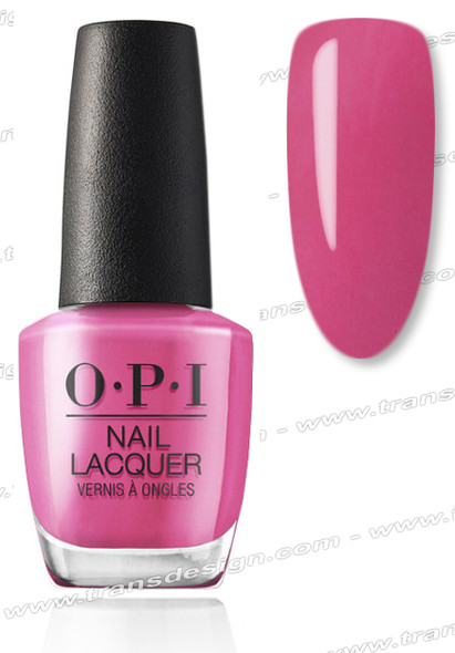 OPI Nail Lacquer - Big Bow Energy