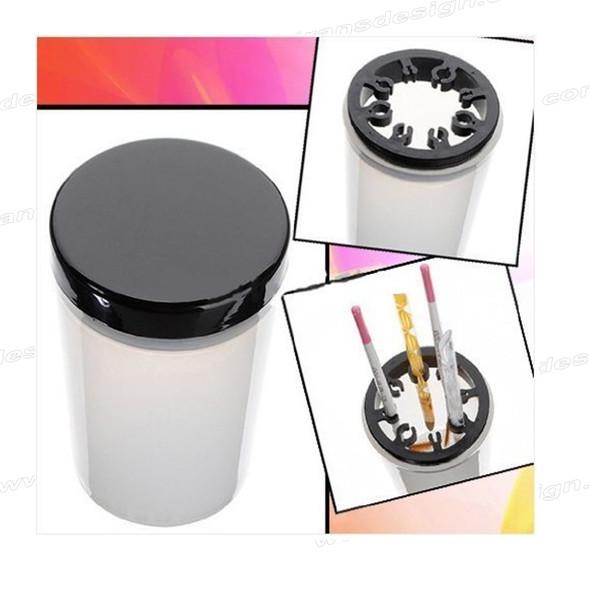 DL Nail Brush Cleaning Jar