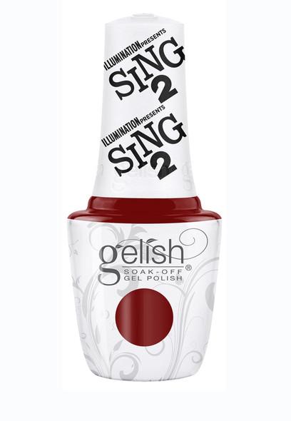 GELISH Gel Polish - Red Shore City Rouge