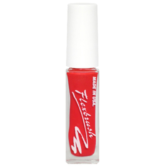 Flexbrush Lacquer Base - Red 1/3oz