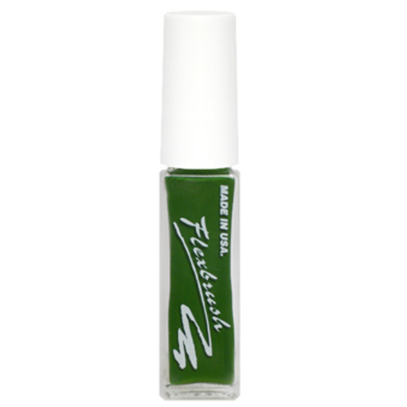 Flexbrush Lacquer Base  - Green 1/3oz