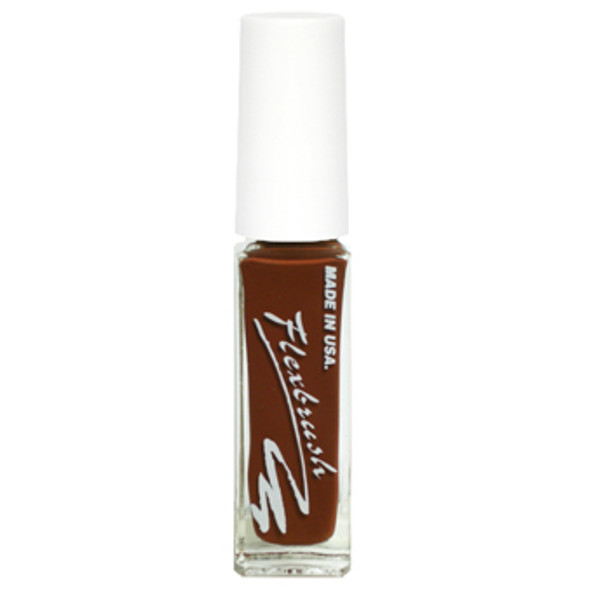 Flexbrush Lacquer Base - Brown 1/3oz