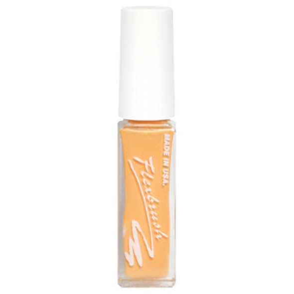 Flexbrush Lacquer Base - Light Orange 1/3oz