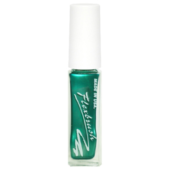 Flexbrush Lacquer Base - Pearl Green 1/3oz