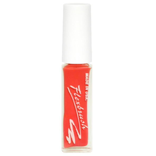 Flexbrush Lacquer Base - Neon Orange 1/3oz