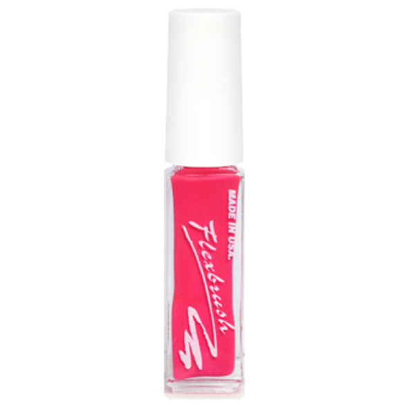 Flexbrush Lacquer Base - Neon Pink 1/3oz