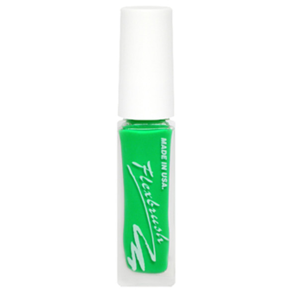 Flexbrush Lacquer Base - Neon Green 1/3oz