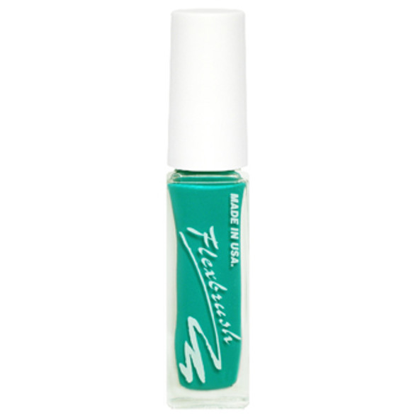 Flexbrush Lacquer Base - Neon Aqua 1/3oz