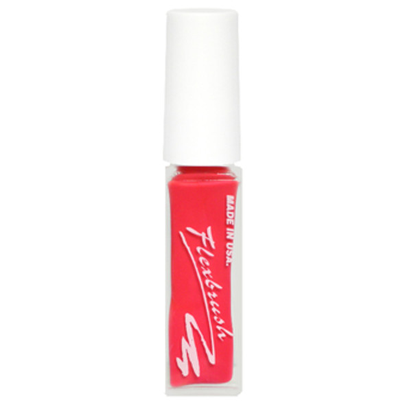 Flexbrush Lacquer Base - Neon Red 1/3oz
