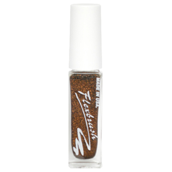Flexbrush Lacquer Base - ANT Browm Glitter 1/3oz.