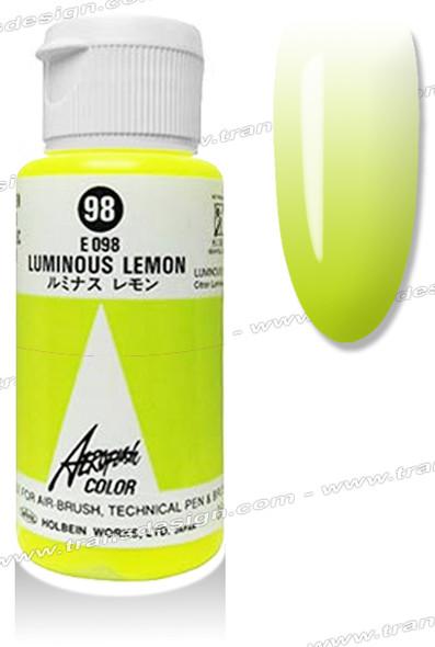 AEROFLASH Luminous Lemon 1oz.