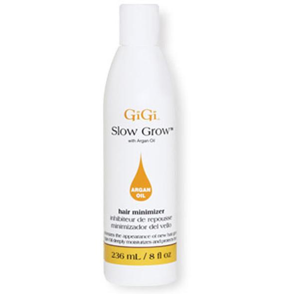 GiGi - Slow Grow with Argan Oil 8oz