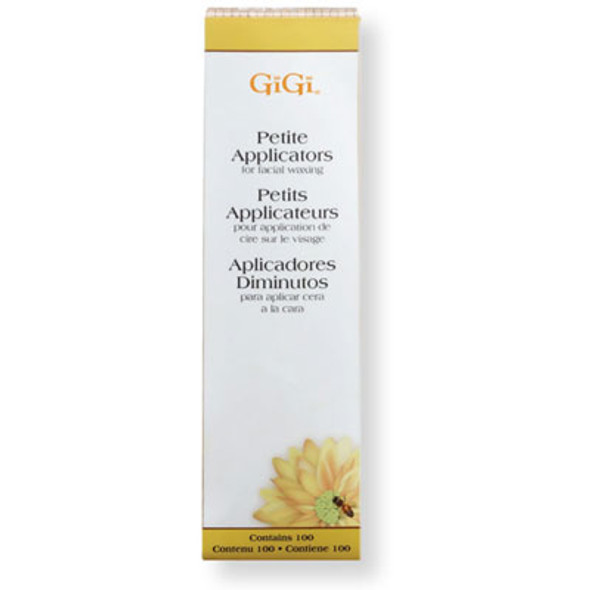 GiGi - Petite Applicators100/Pack