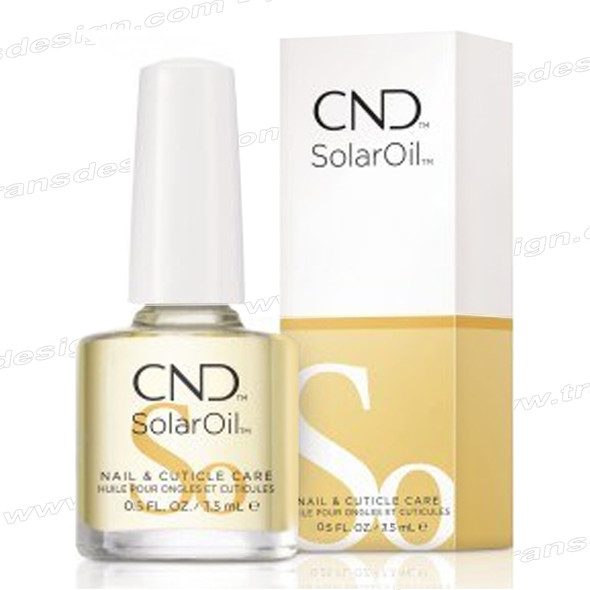 CND SolarOil 0.5oz.