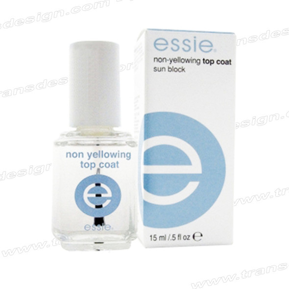 ESSIE TREATMENT None-Yellowing Top Coat