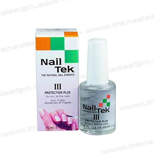 NAIL TEK-III Protection Plus 0.5oz.