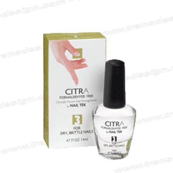 NAIL TEK-CITRA #3  Nail Strengthener 0.47oz