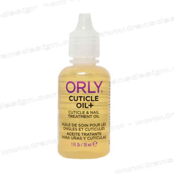 ORLY Nail Treatment Cuticle Oil+ 1oz.
