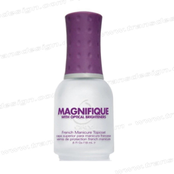ORLY Magnifique With Optical Brighteners 0.6oz *