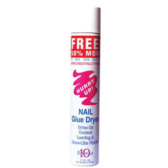 Hurry Up - Nail Glue Dryer 7.2oz 12/Box