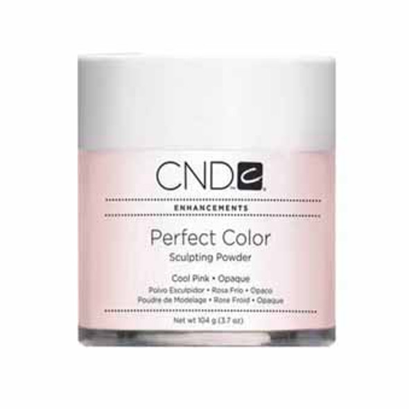 CND-Perfect Color Powder Cool Pink  3.7oz. (104g)