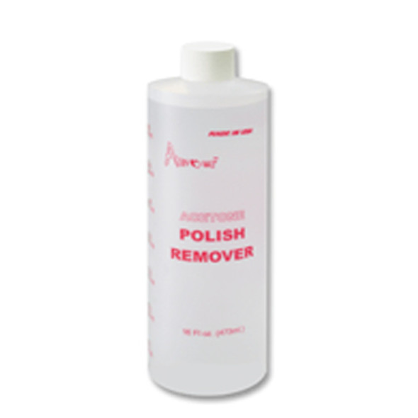 AMOUR 100% Pure Acetone Polish Remover 16oz.