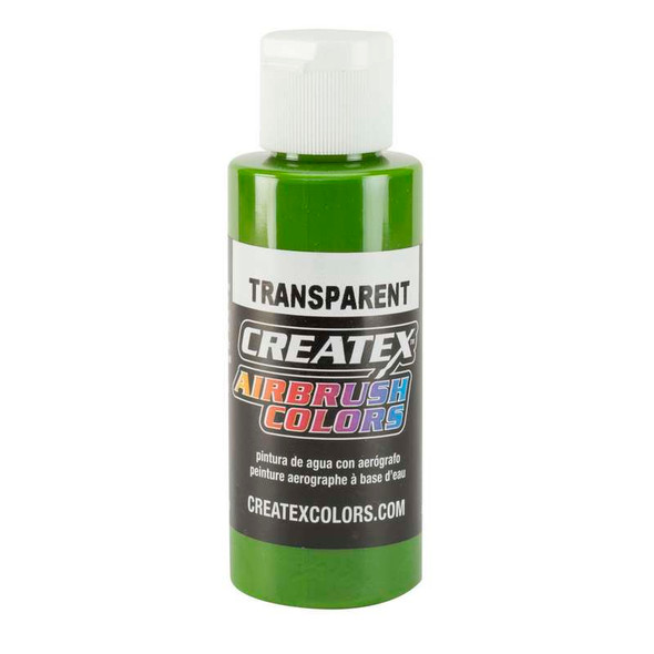 Createx - Tropical Green 2oz.