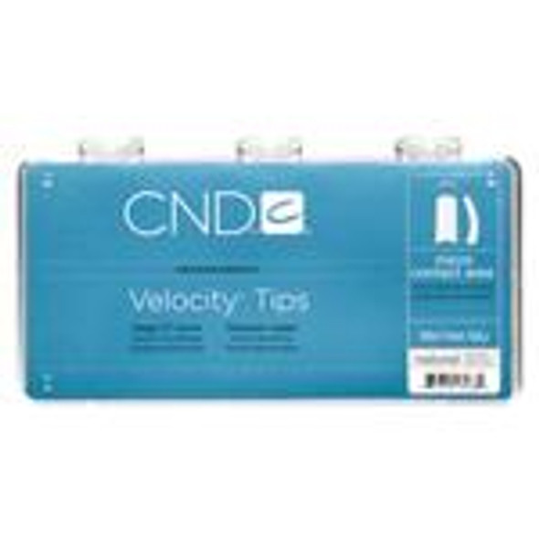CND - Velocity Natural Tips 360/Pack