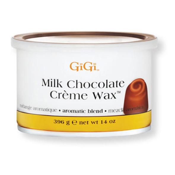 GiGi - Milk Chocolate Creme Wax 14oz 24/Box